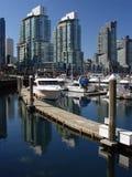 Vancouver, BC, il Canada Immagini Stock
