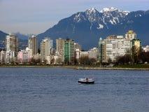Vancouver BC Kanada Stockfotografie