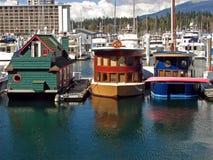 Vancouver BC Kanada Stockbilder