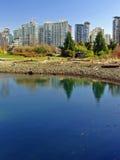 Vancouver, BC, le Canada Images libres de droits