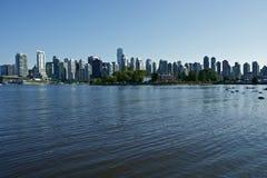Vancouver, BC Skyline Stock Photography