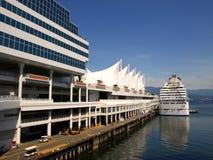 Vancouver-Boote Stockbilder