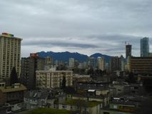 Vancouver-Britisch-Columbia, Lizenzfreie Stockbilder