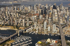 Vancouver in British Columbia - Canada Royalty Free Stock Image