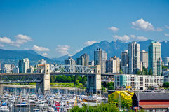Vancouver, British Columbia, Canada Stock Image