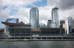 Vancouver céntrica Foto de archivo