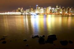 Vancouver A.C. Fotografía de archivo libre de regalías