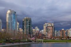Vancouver, Canadá - 23 de marzo de 2016 Foto de archivo