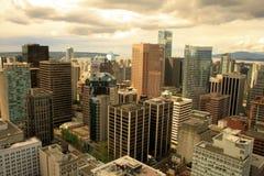 Vancouver, Canadá Imágenes de archivo libres de regalías