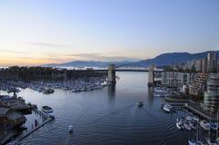 Vancouver, Canada Fotografia Stock Libera da Diritti