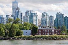 Vancouver Canada Royalty Free Stock Photos