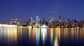 Vancouver Canada Royalty Free Stock Photos