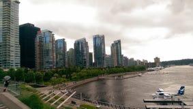 Vancouver Canada Fotografia Stock Libera da Diritti