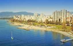 Vancouver, Canada Stock Images