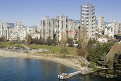 Vancouver, Canada Royalty Free Stock Images