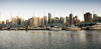 Vancouver, Canada, royalty free stock images