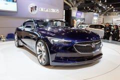 Vancouver - Canada, Circa 2017: Het Conceptenauto van Buick Avista Royalty-vrije Stock Afbeelding