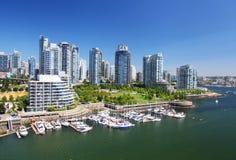 Vancouver in Canada Stock Photos