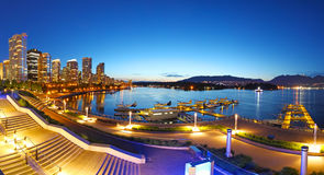 Vancouver in Canada Stock Images
