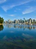 Vancouver Canada cityscape Stock Photos