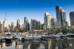 Vancouver - Canada. royalty free stock image