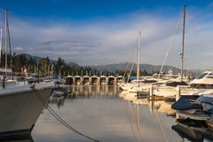 Vancouver - Canada. royalty free stock photography