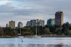 Vancouver, Canada - Maart 23, 2016 Stock Foto