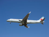 Air Canada aircraft Royalty Free Stock Image