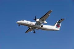 Air Canada Express aircraft Royalty Free Stock Image