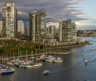 Vancouver, Canada - 23 mars 2016 Image libre de droits