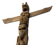 Vancouver, Canada: Totem Pole Stock Photo