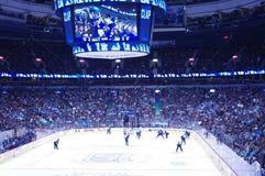 Vancouver Canucks Lizenzfreie Stockfotografie