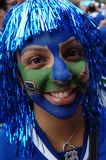 Vancouver Canucks Fan Royalty Free Stock Photo