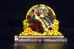 Vancouver Chinese Lantern Festival at the PNE Stock Photography