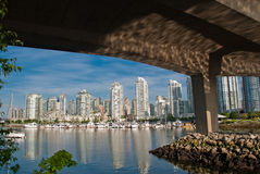 Vancouver city Stock Photo