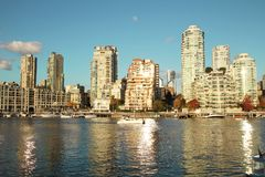 Vancouver city Stock Photos