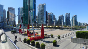 Vancouver city. City of vancouver, british columbia canada royalty free stock photos