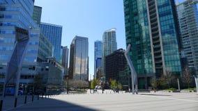 Vancouver city. City of vancouver, british columbia canada stock photos