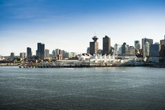 Vancouver City - Canada royalty free stock photography
