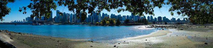 Vancouver City Panorama 3 Royalty Free Stock Photo
