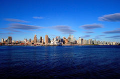 Vancouver city skyline Stock Photo