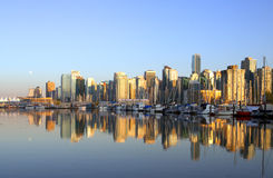 Vancouver  cityscape Stock Image