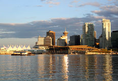 Vancouver cityscape Royalty Free Stock Photography