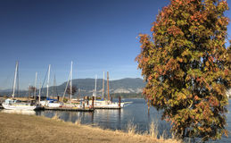 Vancouver, Colombie-Britannique, Canada Image stock