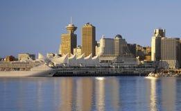 Vancouver - Colombie-Britannique - le Canada Photo stock