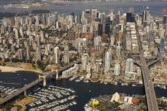 Vancouver in Columbia Britannica - Canada Immagine Stock Libera da Diritti