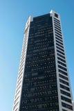 VANCOUVER, COLUMBIA/CANADA BRITANNIQUE - 14 AOÛT : Offic ayant beaucoup d'étages Image libre de droits
