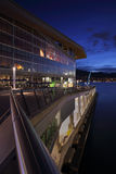 Vancouver Convention Center Twilight Stock Photos