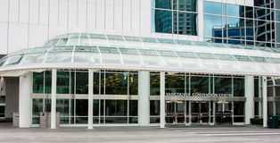 Vancouver Convention Center, Vancouver, BC Stock Photography