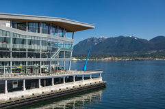 Vancouver Convention Centre Stock Images